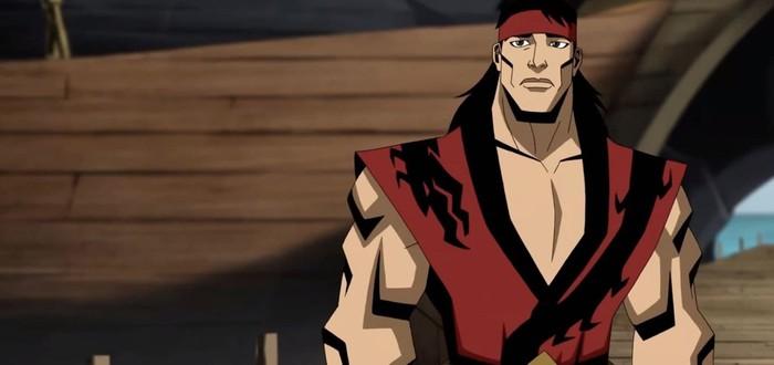 Зрелищные добивания и отсылки мультфильма Mortal Kombat Legends: Scorpion's Revenge