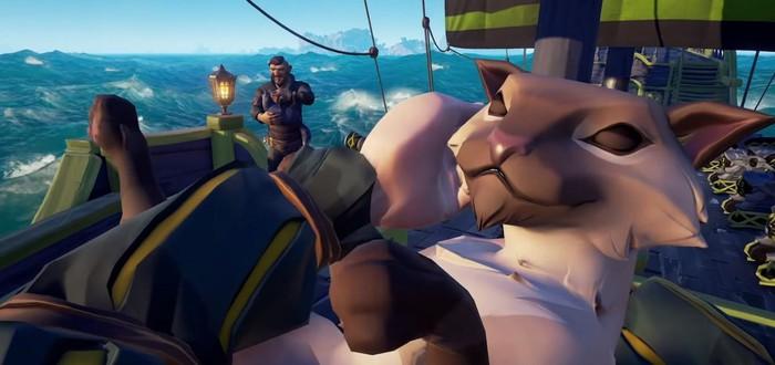 Штраф за выход из PvP и система возрождения — детали обновления Ships of Fortune для Sea of Thieves