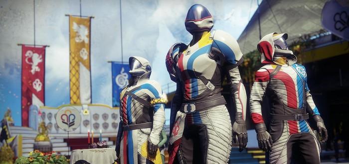 21 апреля в Destiny 2 стартуют Игры Стражей