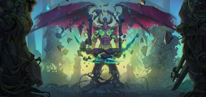 Разработчики Hearthstone пересмотрят баланс дополнения Ashes of Outland