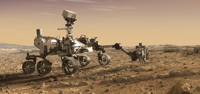 NASA раскрыло планы по отправке грунта с Марса на Землю