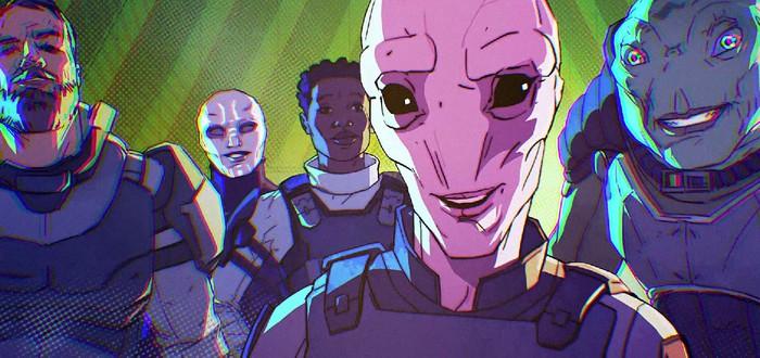 Истории персонажей в новых трейлерах XCOM: Chimera Squad