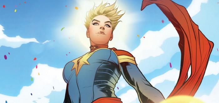 Hot Toys показала фигурку Капитан Марвел с классической прической