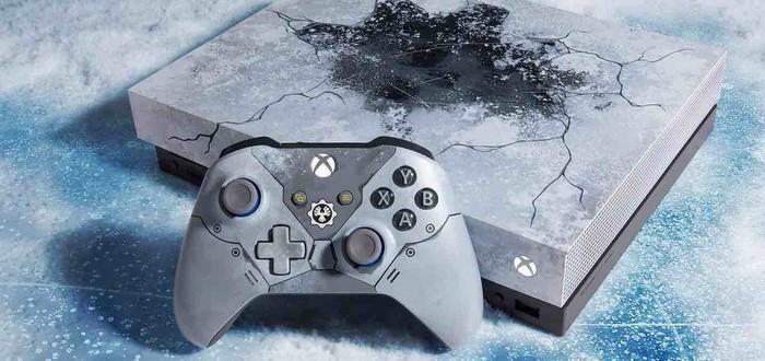 Разработчики Gears 5 купили 200 консолей для детских больниц