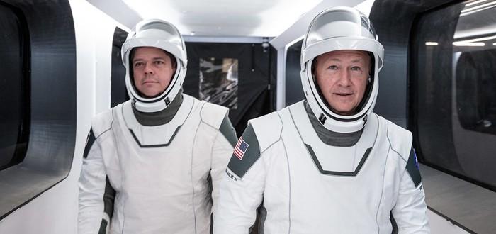 NASA и SpaceX впервые отправят астронавтов в космос 27 мая
