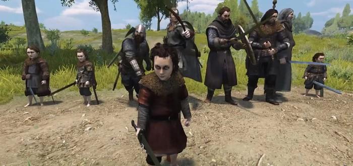Игрок добавил Братство Кольца в Mount & Blade 2