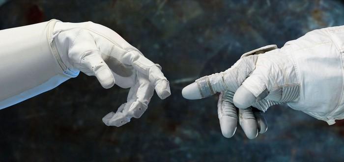ESA показало концепт умной перчатки для космонавтов