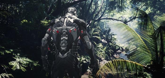 Digital Foundry рассказала том, что Crytek должна исправить в Crysis Remastered