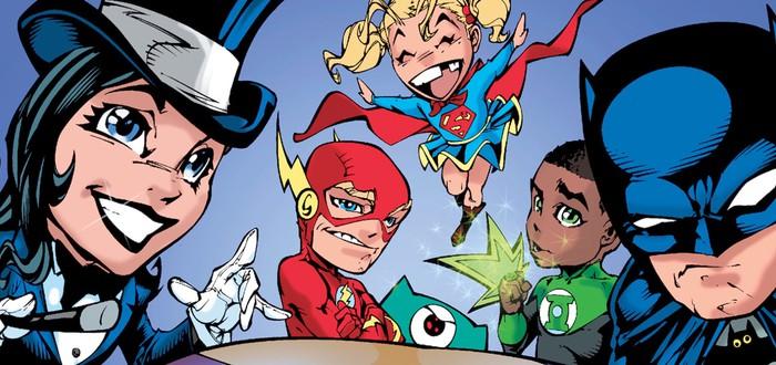 """Что случилось с Суперменом, когда он перебрал """"криптонитовой травки"""""""