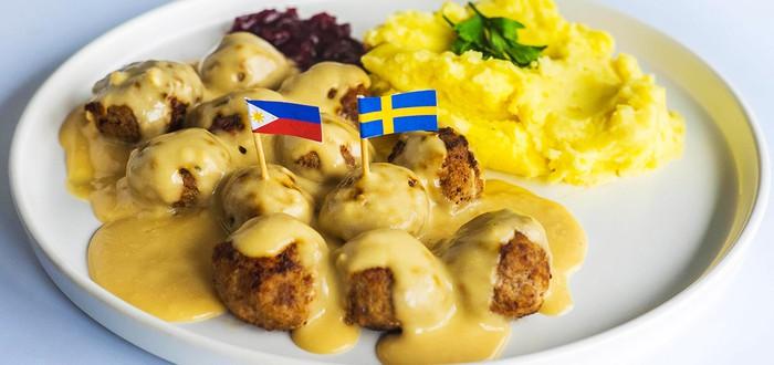IKEA поделилась рецептом своих божественных фрикаделек и соуса