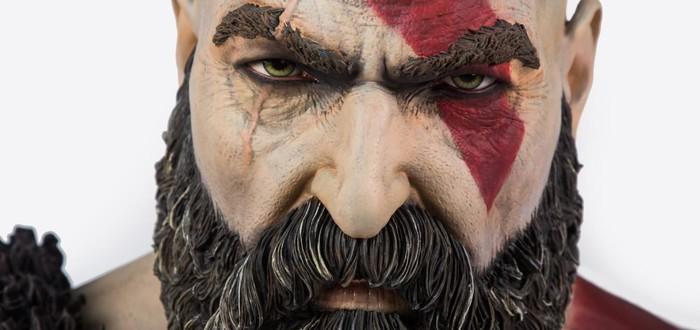 Sony показала бюст Кратоса за 60 тысяч рублей