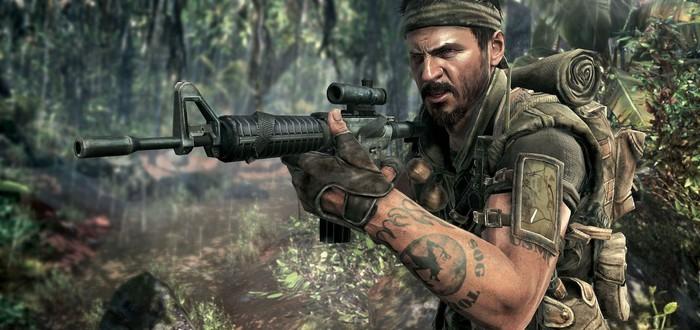 Инсайдер: Call of Duty 2020 не будет ремейком Black Ops