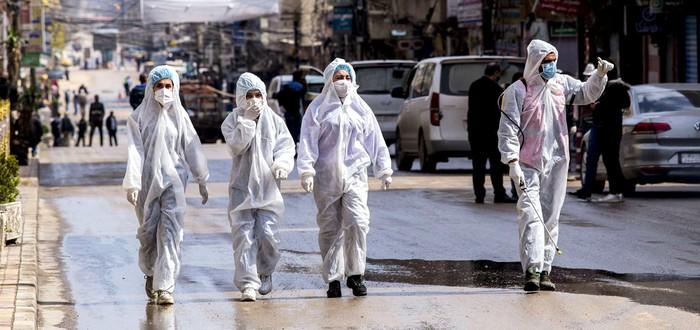 В зонах с загрязнением воздуха больше смертей от коронавируса