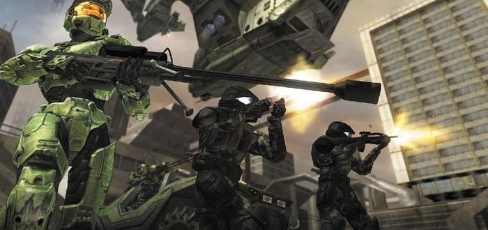 Геймплей и скриншоты Halo 2 Anniversary