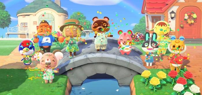 NPD Group: Animal Crossing New Horizons  — самая продаваемая игра марта в США