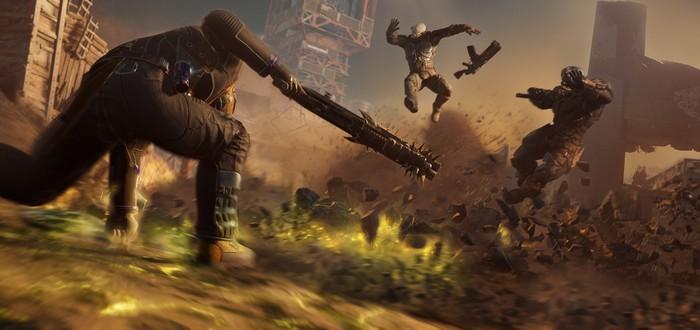 Пики из земли и замедление времени — способности классов Outriders в новых роликах
