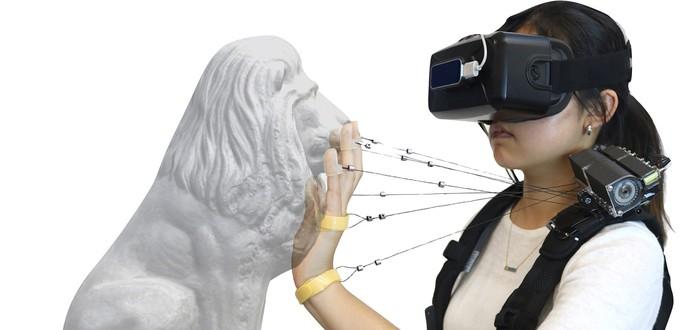 Wireality показала новый способ взаимодействия с виртуальным миром