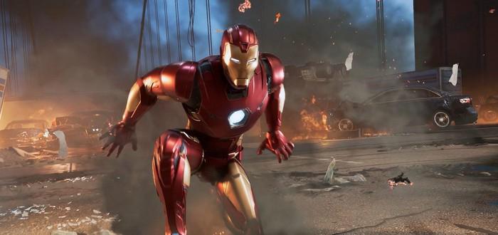 Экшен Marvel's Avengers получила подростковый рейтинг