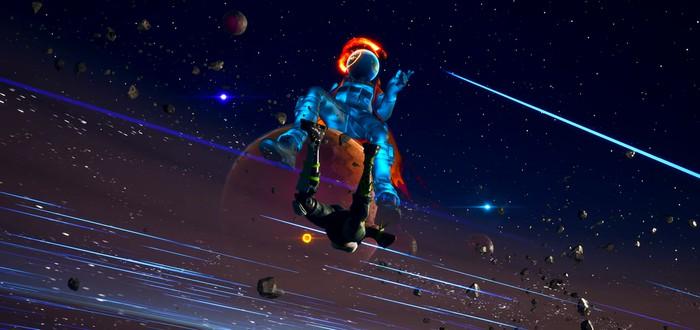 Премьеру новой песни Трэвиса Скотта в Fortnite посмотрело более 12 миллионов игроков