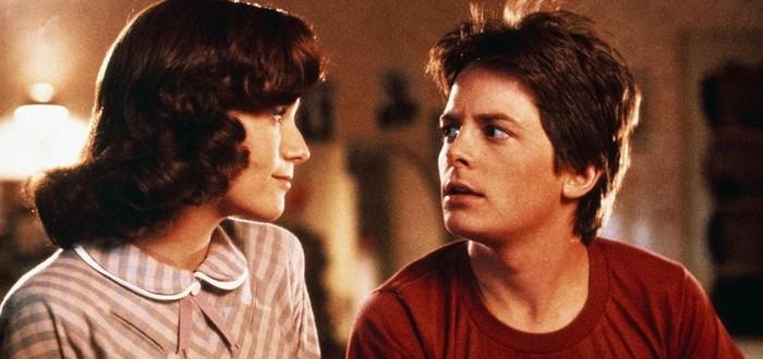 """Сценарист """"Назад в будущее"""" объяснил, почему родители Марти не увидели в сыне сходство с Кельвином"""