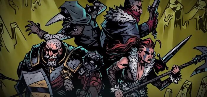 Новые подробности PvP-дополнения The Butcher's Circus для Darkest Dungeon