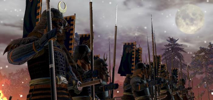 Официально: Total War Shogun 2 раздадут с 27 апреля по 1 мая