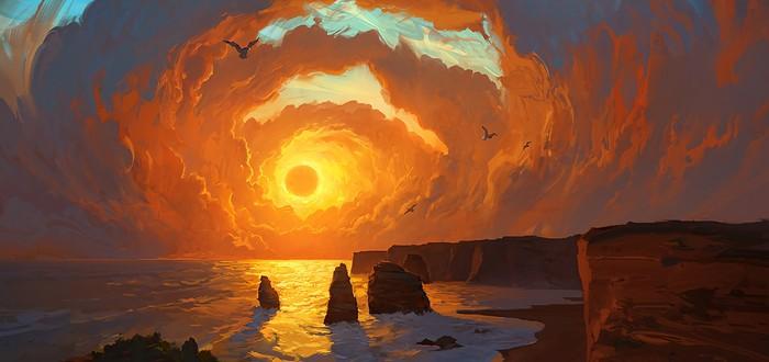 Фантастические Миры: Artem Chebokha