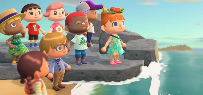 UK-чарт: Animal Crossing снова вырвалась в лидеры