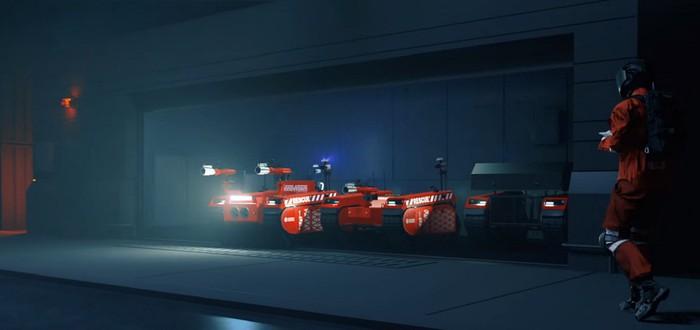 В ближайшем будущем пожарным будут помогать роботы