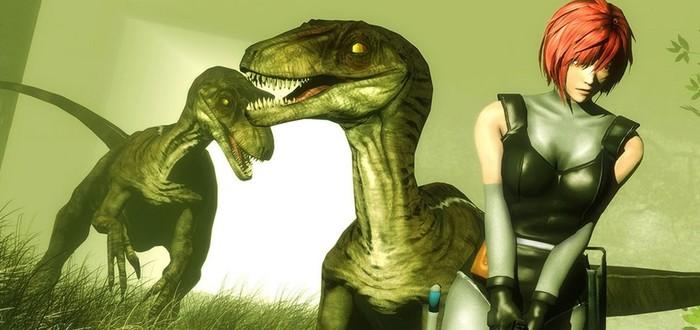 Состоялся релиз фанатского переиздания Dino Crisis