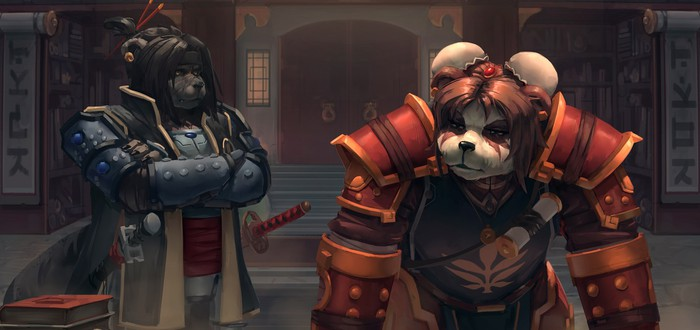 Видео: Художник Blizzard дал уроки рисования орка, пандарена и гнома