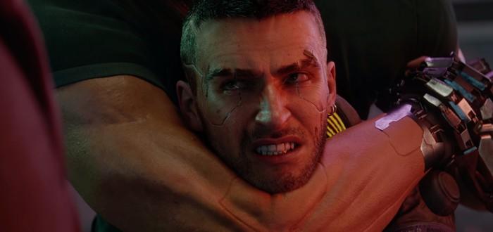 Утечка: Геймплей Cyberpunk 2077 с показа за закрытыми дверями