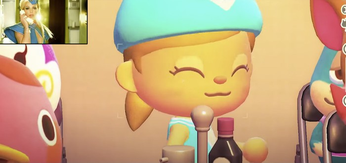 Игроки Animal Crossing воссоздают музыкальные клипы: Леди Гага, Бритни Спирс и другие