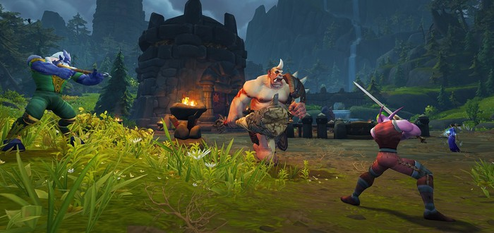 Новая стартовая локация в World of Warcraft: Shadowlands дружелюбна к новичкам и занимательна для ветеранов