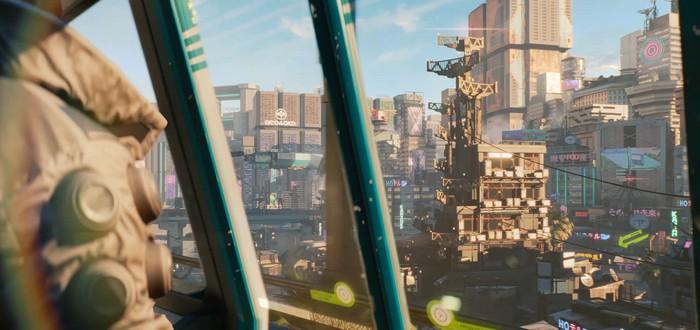 Геймплейный ролик Cyberpunk 2077 можно посмотреть в 8K благодаря ИИ