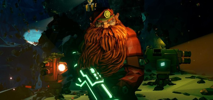 Экшен Deep Rock Galactic про космо-дварфов покинет ранний доступ в мае
