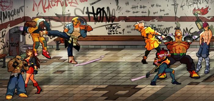 Оценки Streets of Rage 4 — Так должна возвращаться классика