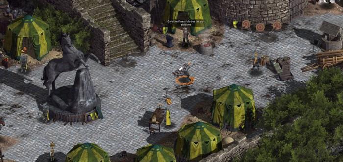 11 минут ретро-RPG Alaloth - Champions of The Four Kingdoms