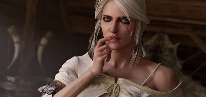 CDPR объяснила, почему полностью не раздела Цири и Геральта в The Witcher 3