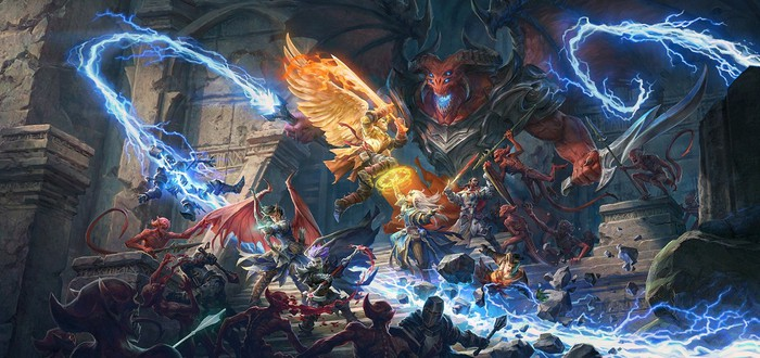 Стартовал новый этап тестирования Pathfinder: Wrath of the Righteous