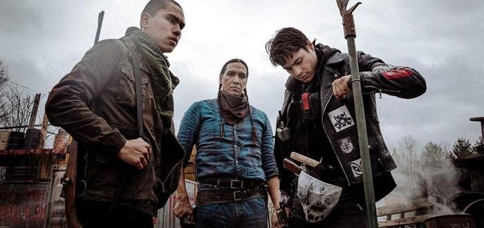 Зомбиапокалипсис в индейской резервации в трейлере хоррора Blood Quantum