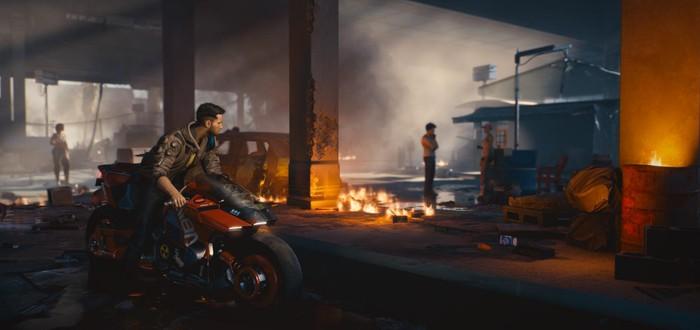 "Катаны, мотоциклы и татуировки — Описание банды ""Тигриные когти"" из Cyberpunk 2077"