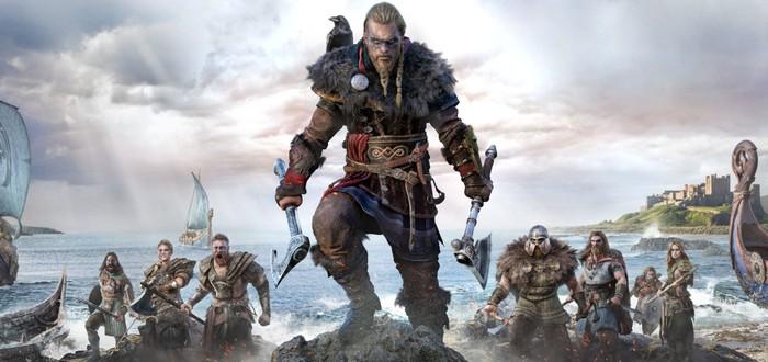 Стал известен исполнитель роли Эйвора-мужчины в Assassin's Creed Valhalla