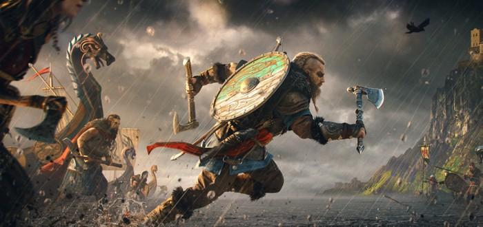 Ubisoft рассказала о женщинах-викингах в Assassin's Creed Valhalla