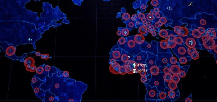 Борьба с пандемией в первом трейлере стратегии COVID: The Outbreak