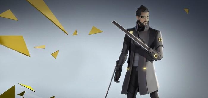 В App Store и Google Play бесплатно раздают Deus Ex Go