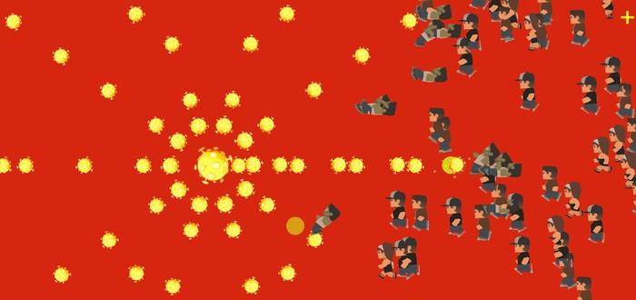 Игру про коронавирус удалили из Steam в Китае