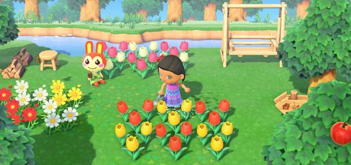 Игрок Animal Crossing: New Horizons создал бесплатную службу по уборке сорняков