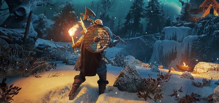 В Assassin's Creed Valhalla будут рэп-баттлы викингов