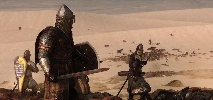 Новый мод Mount & Blade 2: Bannerlord превращает лук в средневековый дробовик